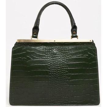 Torbice Ženske Ročne torbice Maison Heritage CECI VERT BOUTEILLE