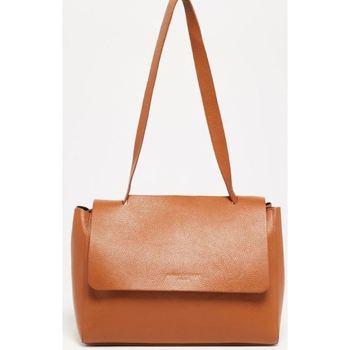 Torbice Ženske Ročne torbice Maison Heritage BAGE CAMEL
