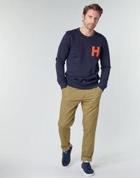 Oblačila Moški Hlače Chino / Carrot Selected SLHYARD Kamel