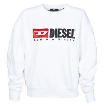 Oblačila Ženske Puloverji Diesel F-ARAP Bela