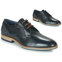 Čevlji  Moški Čevlji Derby Casual Attitude MORANI Črna