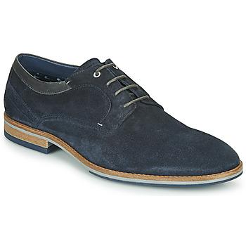 Čevlji  Moški Čevlji Derby Casual Attitude MATHILDA Modra