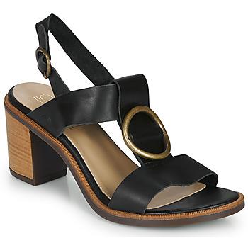Čevlji  Ženske Sandali & Odprti čevlji Casual Attitude MANON Rdeča