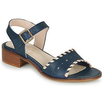 Čevlji  Ženske Sandali & Odprti čevlji Casual Attitude RINEILUE Črna / Srebrna