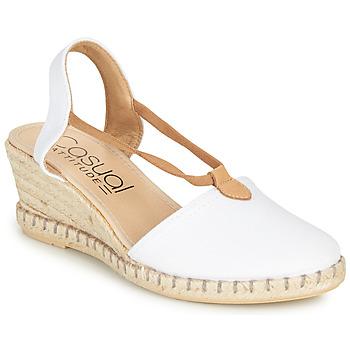 Čevlji  Ženske Sandali & Odprti čevlji Casual Attitude MAYA Bela