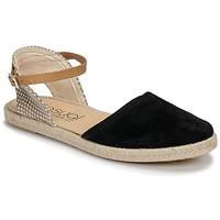 Čevlji  Ženske Sandali & Odprti čevlji Casual Attitude MADELEINE Črna