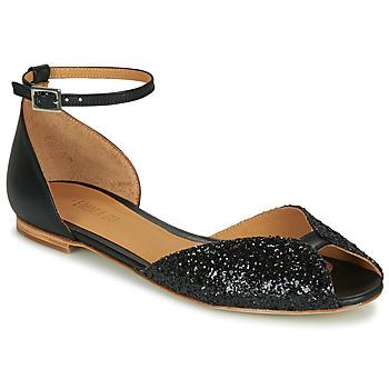Čevlji  Ženske Sandali & Odprti čevlji Emma Go JULIETTE Črna