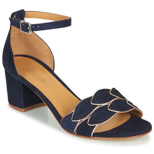 Čevlji  Ženske Sandali & Odprti čevlji Emma Go ZOE Modra