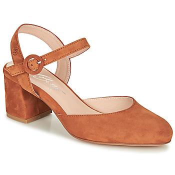 Čevlji  Ženske Salonarji Betty London MALINE Kamel