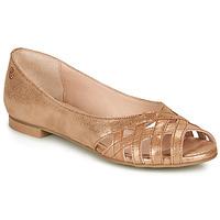 Čevlji  Ženske Sandali & Odprti čevlji Betty London MANDINE Pozlačena