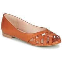 Čevlji  Ženske Sandali & Odprti čevlji Betty London MANDISE Cognac