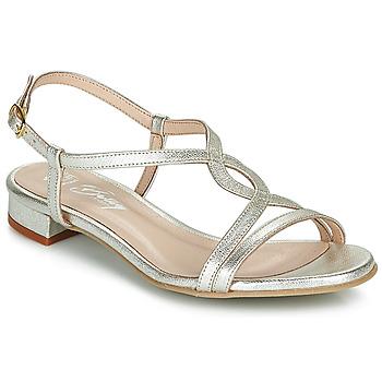 Čevlji  Ženske Sandali & Odprti čevlji Betty London MATISSO Srebrna