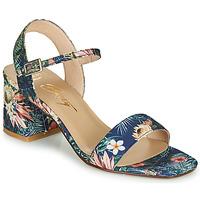 Čevlji  Ženske Sandali & Odprti čevlji Betty London MAKITA Modra