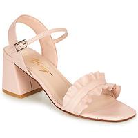 Čevlji  Ženske Sandali & Odprti čevlji Betty London MARIKA Rožnata
