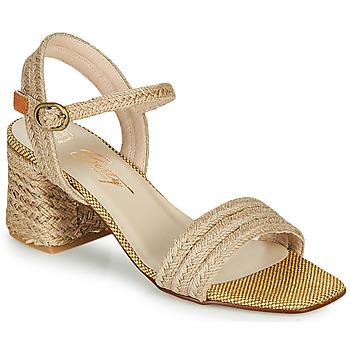 Čevlji  Ženske Sandali & Odprti čevlji Betty London MILLO Bež