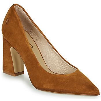 Čevlji  Ženske Salonarji Betty London MONDI Cognac
