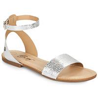 Čevlji  Ženske Sandali & Odprti čevlji Betty London GIMY Srebrna