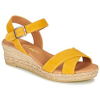 Čevlji  Ženske Sandali & Odprti čevlji Betty London GIORGIA Rumena