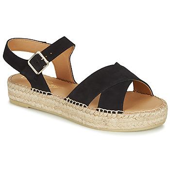 Čevlji  Ženske Sandali & Odprti čevlji Betty London MIZOU Modra
