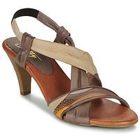 Čevlji  Ženske Sandali & Odprti čevlji Betty London POULOI Kamel
