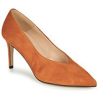 Čevlji  Ženske Salonarji Betty London MINATTE Cognac