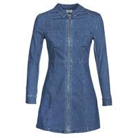 Oblačila Ženske Kratke obleke Noisy May NMLISA Modra