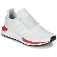 Čevlji  Moški Nizke superge adidas Originals SWIFT RUN Bela / Rdeča