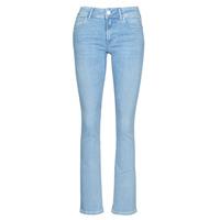 Oblačila Ženske Kavbojke bootcut Replay LUZ BOOTCUT Modra