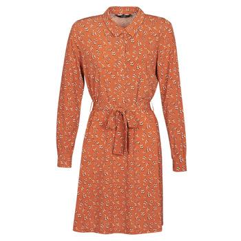 Oblačila Ženske Kratke obleke Vero Moda VMTOKA Rouille