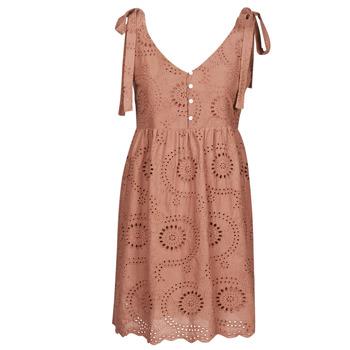 Oblačila Ženske Kratke obleke Betty London MOLINE Rožnata