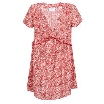 Oblačila Ženske Kratke obleke Betty London MARIDOUNE Rdeča