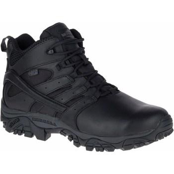 Čevlji  Moški Pohodništvo Merrell Moab 2 Mid Response Waterproof Črna