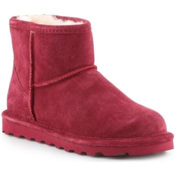 Čevlji  Ženske Škornji za sneg Bearpaw Alyssa Bordo rdeča