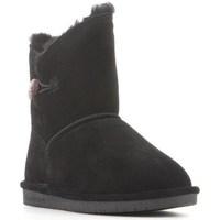 Čevlji  Ženske Škornji za sneg Bearpaw Rosie Črna