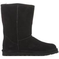 Čevlji  Ženske Škornji za sneg Bearpaw Elle Črna