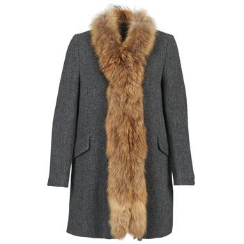 Oblačila Ženske Plašči Stella Forest STILAN Siva