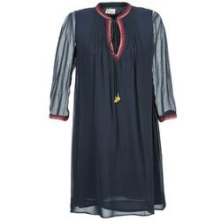 Oblačila Ženske Kratke obleke Stella Forest STALOU Modra