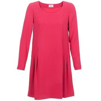 Oblačila Ženske Kratke obleke Stella Forest STOLON Rdeča