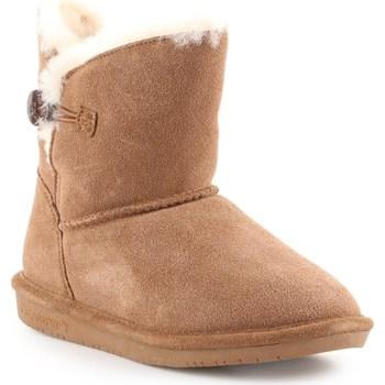 Čevlji  Ženske Škornji za sneg Bearpaw Rosie Hickory II Rjava