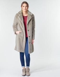Oblačila Ženske Plašči Oakwood CYBER Taupe