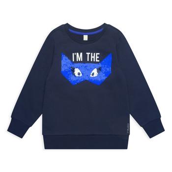 Oblačila Deklice Puloverji Esprit ELONA Modra