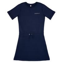 Oblačila Deklice Kratke obleke Esprit EDEN Modra