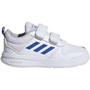 Čevlji  Dečki Nizke superge adidas Originals Tensaurus I Bela,Modra