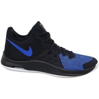 Čevlji  Moški Košarka Nike Air Versitile Iii Črna,Modra