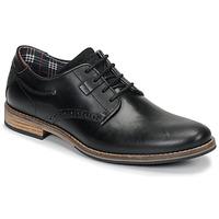 Čevlji  Moški Čevlji Derby André ROLL Črna