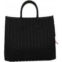 Torbice Ženske Ročne torbice Gum STARDUST 001-nero