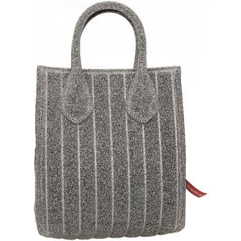 Torbice Ženske Ročne torbice Gum STARDUST 5347-iron
