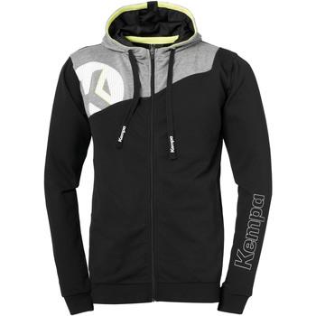 Oblačila Moški Športne jope in jakne Kempa Veste à capuche  Core 2.0 noir