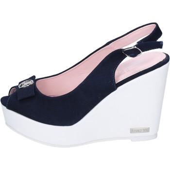 Čevlji  Ženske Sandali & Odprti čevlji Lancetti BP561 Modra