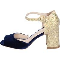 Čevlji  Ženske Sandali & Odprti čevlji Olga Rubini BP571 Modra